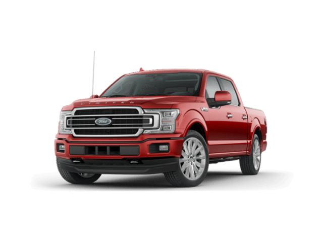 2019 Ford F-150 Limited 4WD Supercrew 5.5 Box Truck SuperCrew Cab